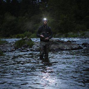 lampe frontale pour pêcher