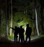 lampe frontale randonnée de nuit